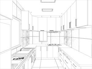 舊山頂道6號-廚房4